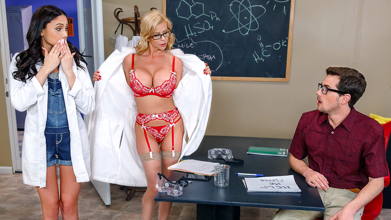 Alexis Texas With Brother In Law